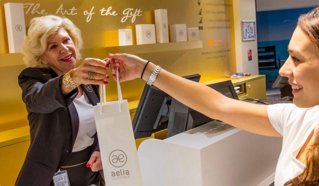 Aelia Duty Free & Buy Paris